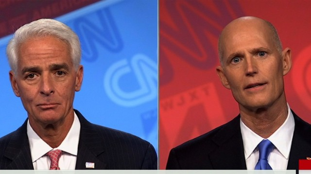Florida governor's debate