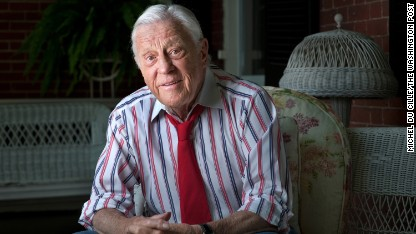 Washington Post's Ben Bradlee