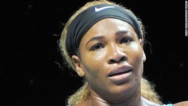 Serena Williams sufre su peor derrota en 16 años