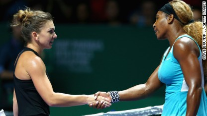 Tennis: Williams vs. Halep: the rematch