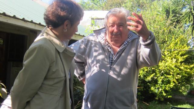 José Mujica en Aristegui