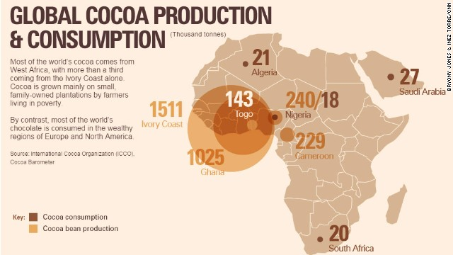 UTZ Cloetta strives to alleviate cocoa poverty - UTZ |Coco Africa