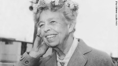 The wit and wisdom of Eleanor Roosevelt