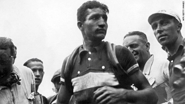 Gino Bartali was an Italian cyclist who became the hero of a nation following his exploits on two wheels. He won three editions of the Giro d'Italia and twice triumphed in the Tour de France.