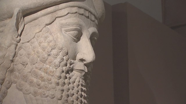ISIS amenaza el invaluable patrimonio cultural de Iraq