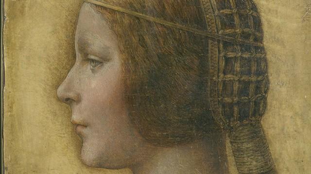 Princesa con sonrisa de Mona Lisa: ¿obra maestra perdida Da Vinci o falsificación?