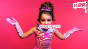 Girls drop F-bombs in viral campaign