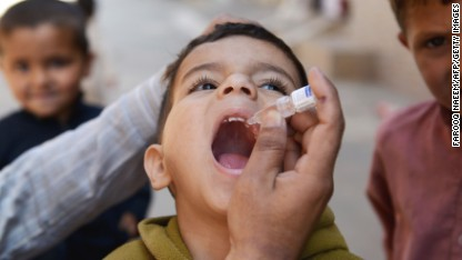 Wiping out polio, country by country