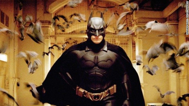 Following Michael Keaton in 1989 (and 1992), Val Kilmer in 1995 and George Clooney in 1997, Christian Bale drove the Batmobile for all three of the Batman movies directed by Christopher Nolan.