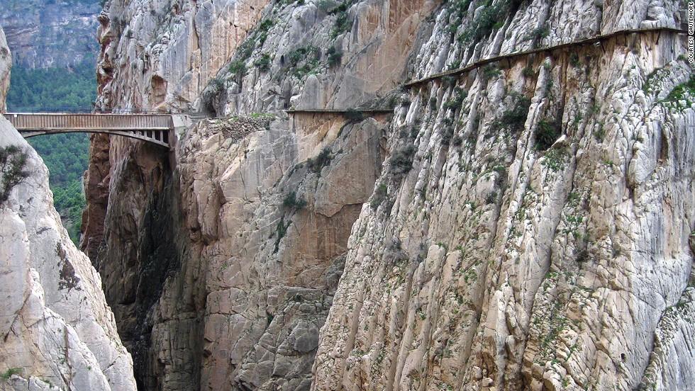 El Caminito del Rey (España)