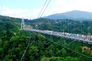 """Puente Kokonoe """"Yume"""" (Japón)"""