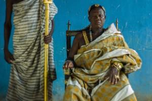 Los monarcas de África se desvanecen