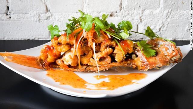El mejor gran destino gastronómico en EE.UU.: Brooklyn