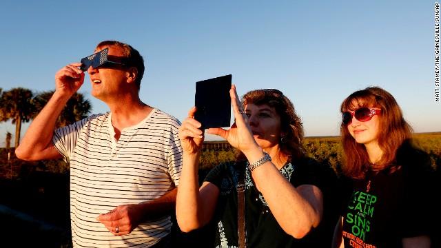 Solar Eclipse Viewing Glasses Virginia Beach
