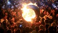 Blazing barrels: UK's festivals of fire