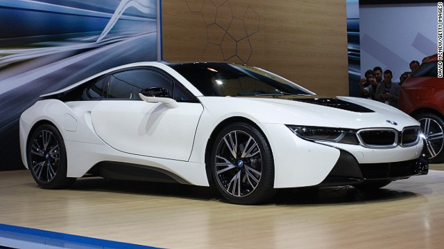 Other German luxury car makers are also expanding their green credentials, such as BMW which created the i8 hybrid sports car.