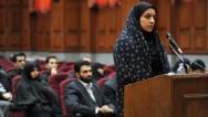 Ahorcada en Irán por matar a su violador