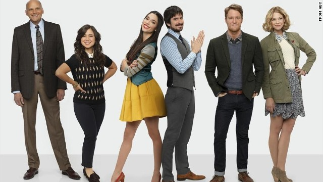 "<strong>Loser:</strong> Audiences didn't fall in love with ABC's ""Manhattan Love Story."" The experimental comedy, which aimed to recount the romance of two New Yorkers through the liberal use of voiceovers, was the first officially canceled show of the 2014 season."