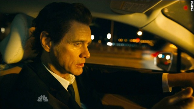 Jim Carrey se burla de Matthew McConaughey en 'Saturday Night Live'