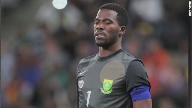 Senzo Meyiwa died aged 27 after being shot Sunday night during a botched robbery at his house, according to authorities.