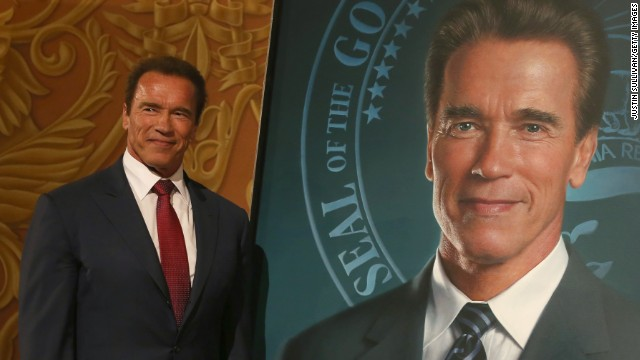 """A bodybuilder turned actor, Schwarzenegger went on to serve as governor of California from 2003 to 2011. In 2011, his marriage to Maria Shriver ended and it was revealed he had fathered a child with an employee. He is scheduled to appear in the 2015 sequel """"Terminator: Genisys."""""""