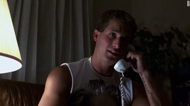 "Rick Rossovich has a bit role as Matt in ""The Terminator."""