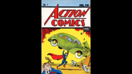 Superman is looking better than ever, thanks to pristine version of Action Comics No. 1 that's been posted online.