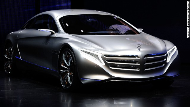 Mercedes Benz has created the F-125 concept car, which is designed to test the emission-free drive for the luxury sector.