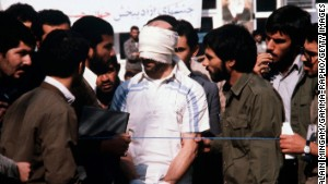 In November 1979, militant students supporting Iran's Islamic Revolution stormed the U.S. Embassy in Tehran and took scores of hostages. Ultimately, 52 Americans were held hostage for 444 days.