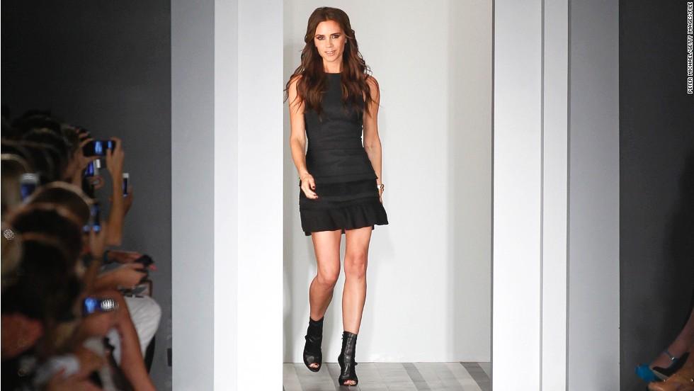 Victoria Beckham: de Posh Spice a empresaria del año