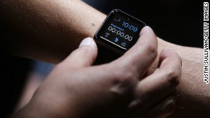 Apple Watch may be the new way we book hotels and flights.