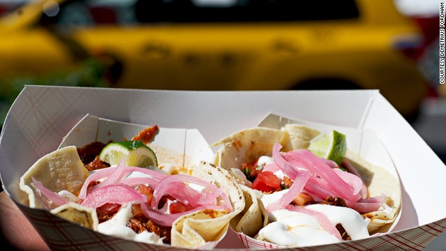 Starting as a lone taco cart in SoHo in 2006 (one of New York's first), <a href='http://www.calexico.net' target='_blank'>Calexico</a> grown into a fleet of carts across the city and a handful of brick-and-mortar locations.