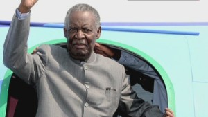 Zambian President dies at 77