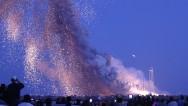 Los riesgos de acercarse a escombros del cohete