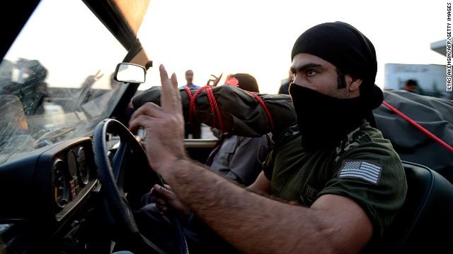 200 rebeldes sirios se suman a la defensa de Kobani frente a ISIS