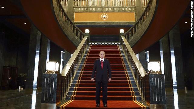 Palacios presidenciales