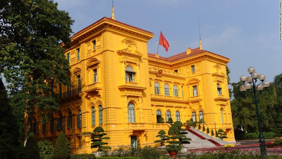 Los palacios presidenciales más extravagantes del mundo