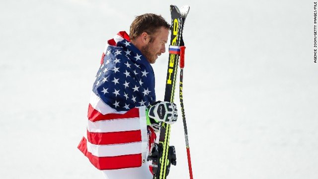 Miller won an emotional sixth Olympic medal of his long career at the Sochi 2014 Winter Games. He claimed joint bronze in the men's Super-G event.