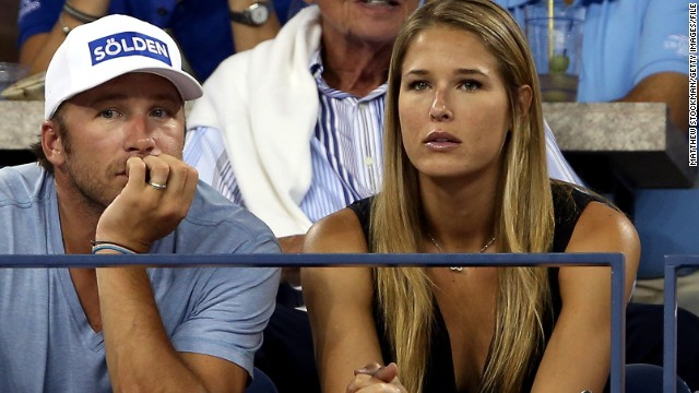 Still a keen tennis fan, Miller was pictured with his wife Morgan Beck Miller, at the 2014 U.S. Open. The Olympic beach volleyball player <a href='http://instagram.com/p/sulCuwJFoQ/' target='_blank'>joint-owns a horse with Miller's young daughter Dacey.</a>