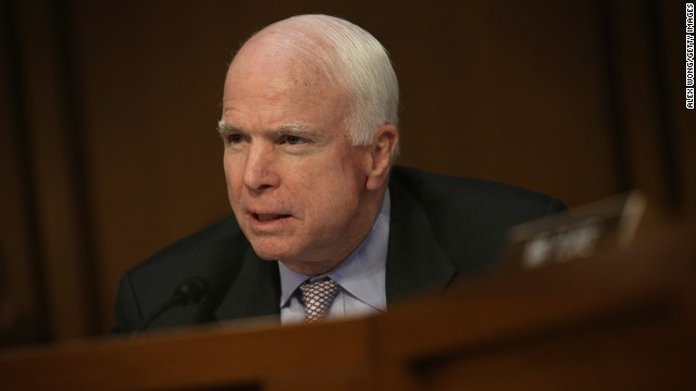 Sen. John McCain is expected to become the next chairman of the Armed Services Committee. McCain is a vocal critic of President Obama for being too soft on foreign policy. If he assumes the position, he will likely push for ground troops in Syria and Iraq in an effort to defeat ISIS.