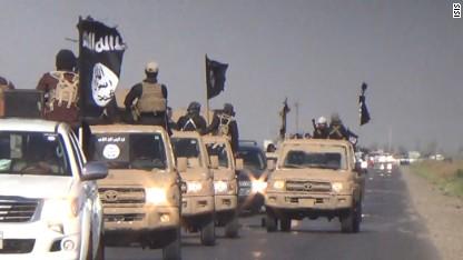 ISIS captures Jordanian pilot