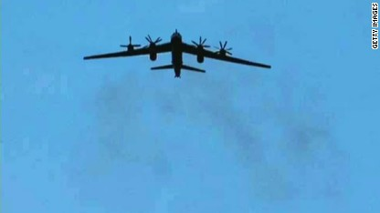 NATO 'concern' over Russian flights