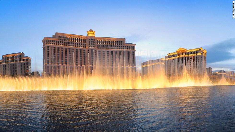 Fuentes del Bellagio (Las Vegas)
