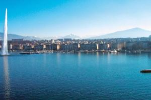Jet d'Eau (Ginebra, Suiza)