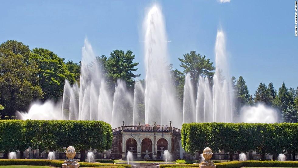 Longwood Gardens (Pensilvania)