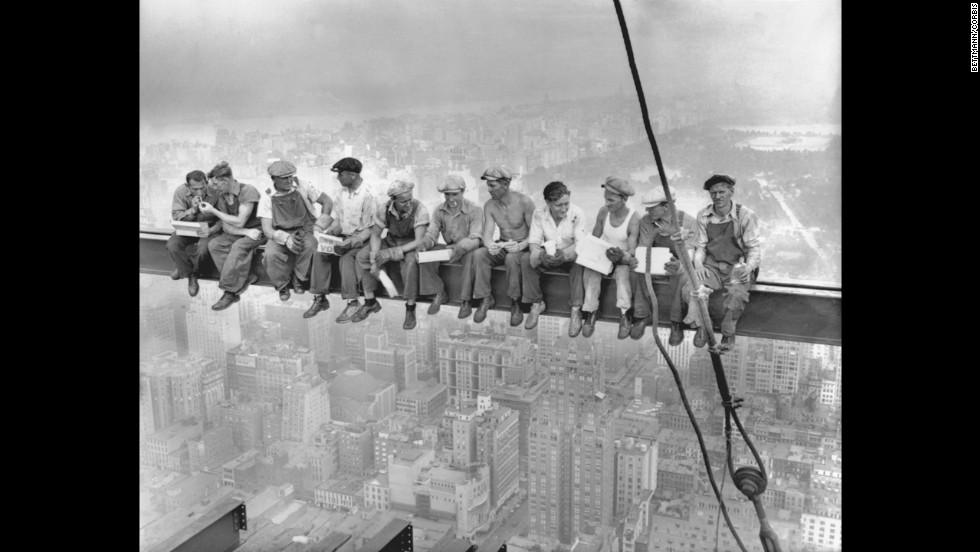 100 años de Nueva York vistos desde el cielo | CNN