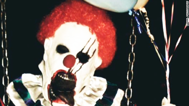 Why clowns keep scaring us Opinion