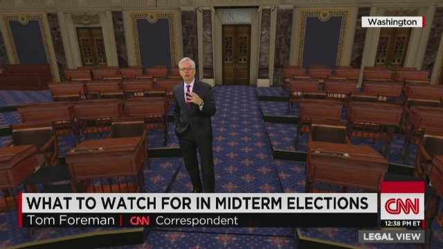 CNN's Tom Foreman on What to Watch for in the Upcoming ...