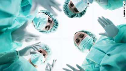 Patients who wake up during surgery