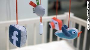 Social media for newborns